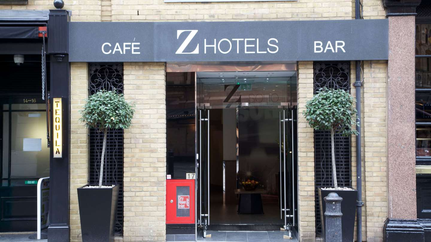 The Z Hotel Soho - Official Website - For best prices, book direct